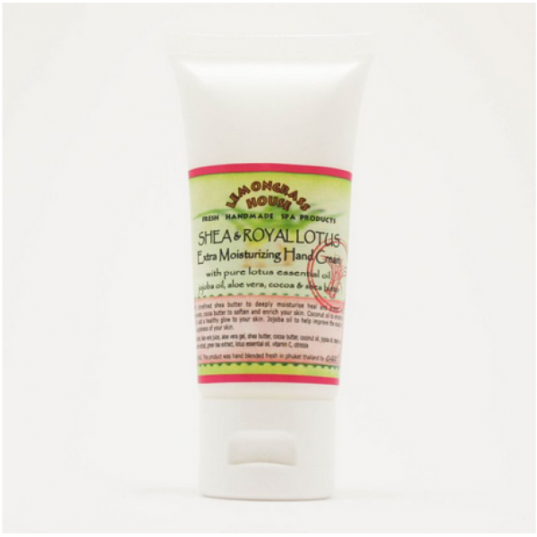 Shea & Royal Lotus Hand Cream 60ml