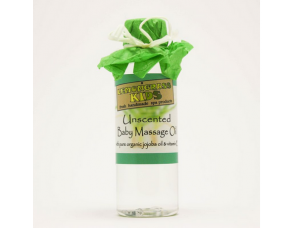 Unscented Baby Massage Oil
