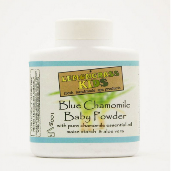 Blue Chamomile Baby Powder 40g