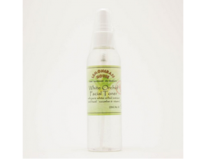 White Orchid Facial Toner 120ml